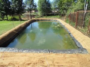 оборудование и материалы для прудов