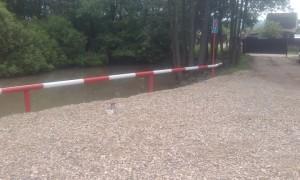 Противопожарный водоем