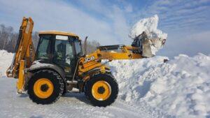 Уборка и вывоз снега Дмитров